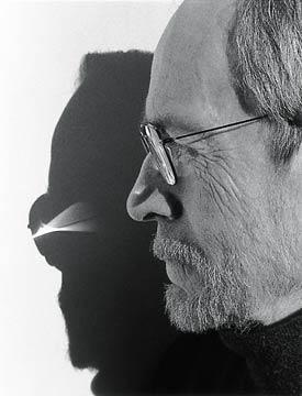 Pete Turner photographed by Doug Kuntz, 1999