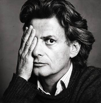 Richard Avedon photographed by Irving Penn, 1978