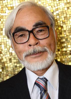 Hayao Miyazaki, agosto 2008 (Thomas Schulz)